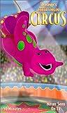 Barney - Barney's Super Singing Circus [VHS]