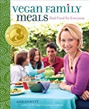 Vegan Family Meals: Real Food for Everyone by Ann Gentry (2011-06-14)