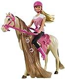 Simba -  105730939 - Poupée Steffi Love - Riding Tour - Cheval et Accessoires Inclus