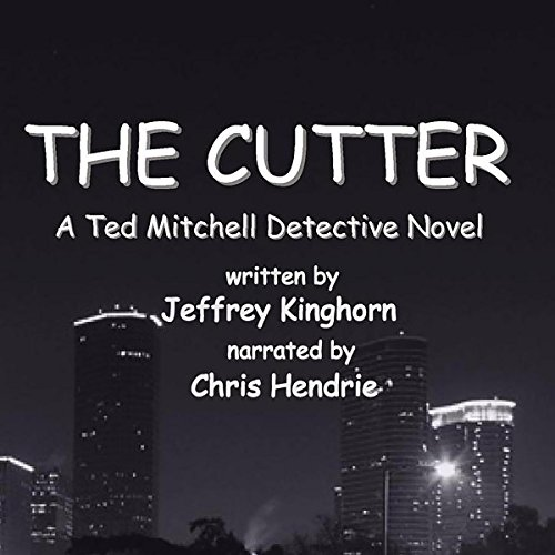 The Cutter audiobook cover art