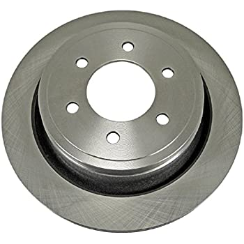 Bendix Premium Drum and Rotor PRT6183 Rear Brake Rotor