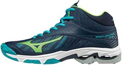 Mizuno Wave Lightning Z4 Mid blauw volleybalschoenen heren