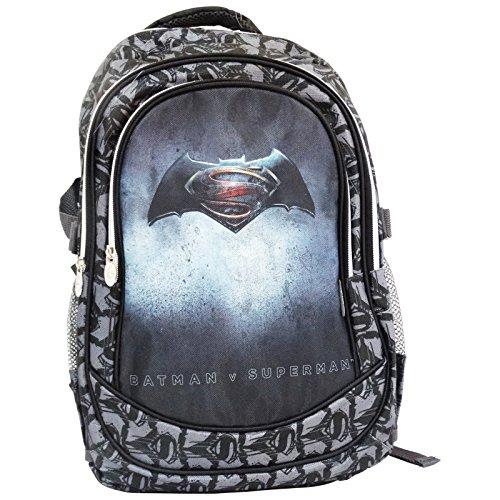 Dc Comics Batman Vs Superman Justice Zaino Scuola Grande Tempo Libero