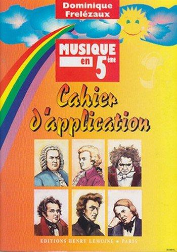 Musique en Cinquième - Application