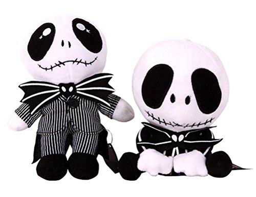 GenericArt Pumpkin King Jack Cute Baby Doll Halloween Plush Soft Toys (A+B)
