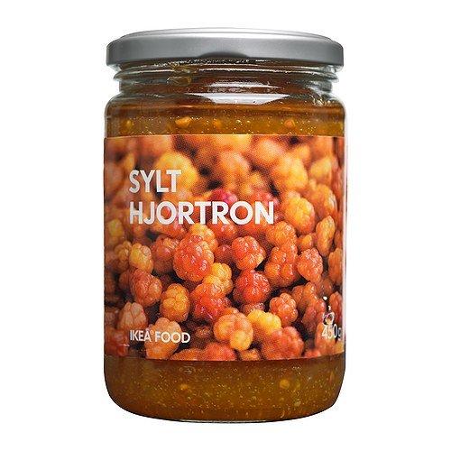 Ikea Sylt HJORTRON - Cloudberry Marmelade / 0,425 kg / 0,425 kg
