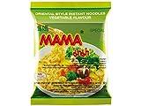 MAMA Fideos Instantáneos Vegetarianos 60 g