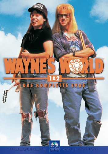 Wayne's World 1 & 2 - Das komplette Epos [2 DVDs]