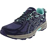 Asics - Gel-Venture 6 - Zapatillas deportivas para mujer, para correr, Azul (Tinta azul/azul Aruba/gris medio), 39 EU