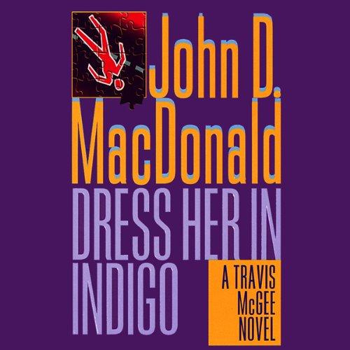 Dress Her in Indigo audiobook cover art