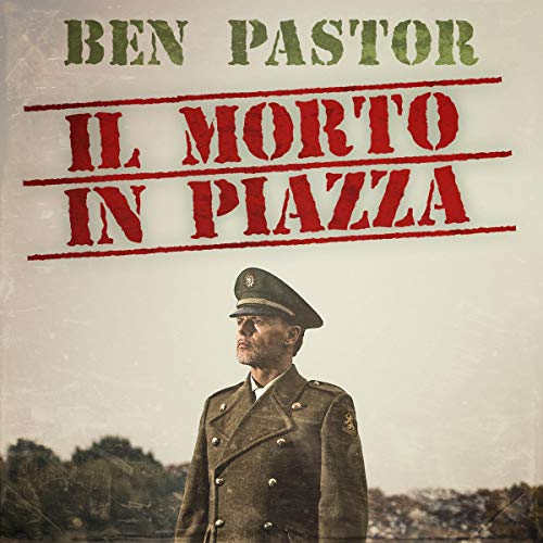 Il morto in piazza audiobook cover art