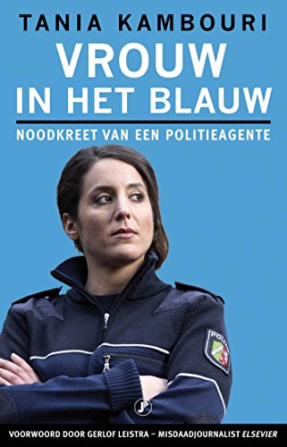 Vrouw in het blauw (Dutch Edition)