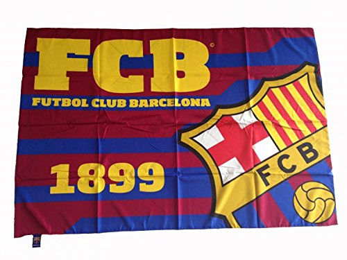 Flagge Offizielle FCB Barcelona Fußball 100x 140cm. Blaugrana * 01928