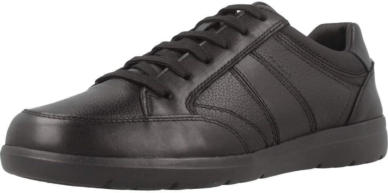 Geox Men's U Leitan B Low-Top Sneakers