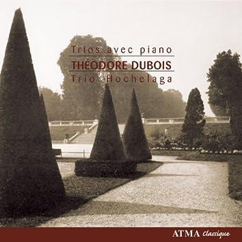 Dubois: Piano Trios Nos. 1-2 / Promenade Sentimentale / Cantilene
