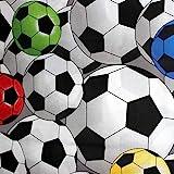 Pingianer 11,99€/m Ball Football Fussball 100% Baumwolle