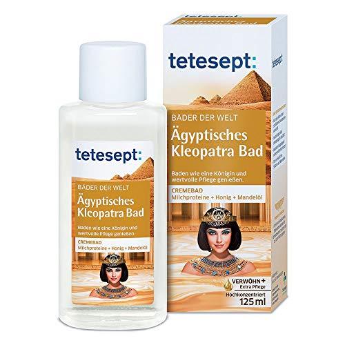 TETESEPT Ägyptisches Kleopatra Bad 125 ml Bad