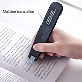 Youdao Language Translator Device Dictionary Pen 2 Lightweight Portable Scanning Translator for Language Learners Scanning Translation Reading Pen (English Interface)