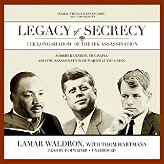 Legacy of Secrecy cover art