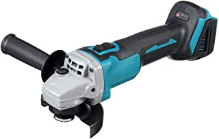 Qjin 125mm Angle Grinder Cordless Angle Grinder (Without Battery and Charger)