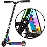 ROOT INDUSTRIES Type R Complete Pro Scooter - Pro Scooters - Pro Scooters for Adults/Pro Scooters for Kids - Quality Scooter Deck, Pro Scooter Wheels, Pro Scooter Bars - Awesome Colors (Rocket Fuel)