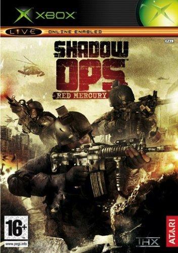 Shadow Ops: Red Mercury (Xbox) by Atari
