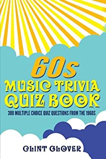 Best 1960s music trivia Reviews