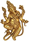 Exotic India Serpent Ganesha Wall Hanging