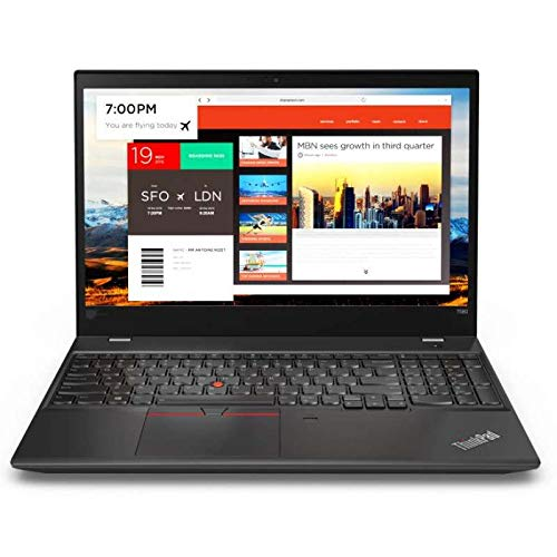 Lenovo COMLEN8300 Laptop Thinkpad T590 Intel Core i5-8250U, 8 GB, 15 Pulgadas, Windows 10 Pro, 256 GB SSD