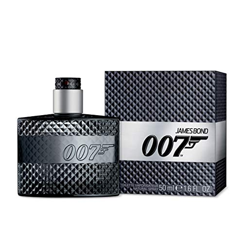 James Bond 007 Herren Parfüm – Eau de Toilette Natural Spray I – Unwiderstehlich-frischer Herrenduft - perfekter Sommerduft gepaart mit britischer Eleganz – 1er pack (1 x 50 ml)
