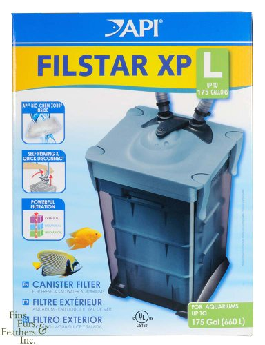 Filstar Canister Filter Xp3