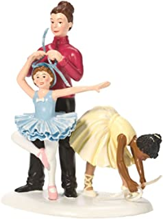 Department 56 Snow Village Nutcracker Ballerinas Accessory Figurine
