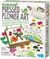 4M Green Creativity Pressed Flower Art Kit - Arts & Crafts DIY Recycle Floral Press Gift for Kids & Teens, Girls & Boys, Multi by Toysmith