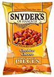 Snyder's Cheddar Cheese Pretzel Pieces 125g - 10 Packs