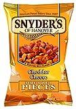 Snyder's Chedder Cheese Pretzel Pieces 125g - 10 pack...