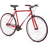700c ST Formula Mens Bike, Red