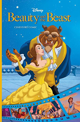 Disney Beauty and the Beast Cinestory Comic