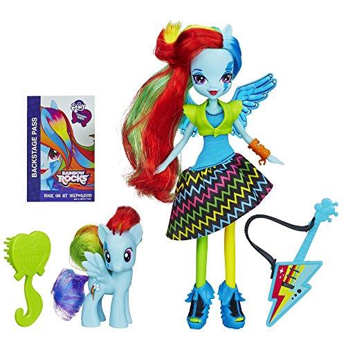 My Little Pony Equestria Girls Rainbow Dash Doll And Pony Set (Produzione sospesa)