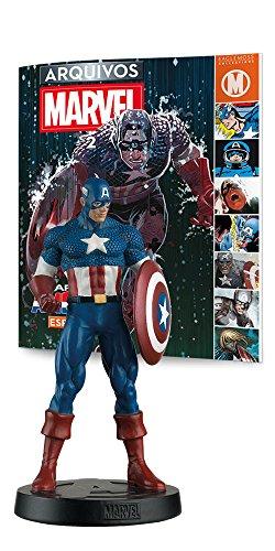 Capitão América - Coleção Marvel Fact Files