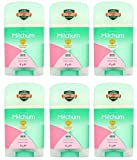 Mitchum Advanced Powder Fresh Anti-Perspirant Deodorant Stick 41g (Pack of 6)