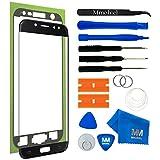 MMOBIEL Kit Reemplazo de Pantalla Táctil Compatible con Samsung Galaxy J7 Pro J730 (Negro) 5.5 Pulg. con Herramientas