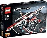 LEGO - 42040 - Technic - Jeu de Construction - L'Avion des Pompiers