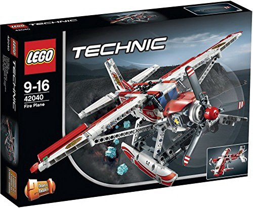 LEGO Technic 42040 - Löschflugzeug
