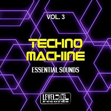 Techno Machine, Vol. 3 (Essential Sounds)