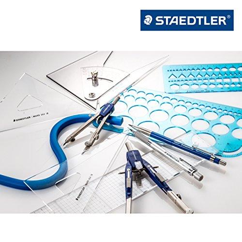ステッドラー『高精度オールアルミ製スリム15cm』