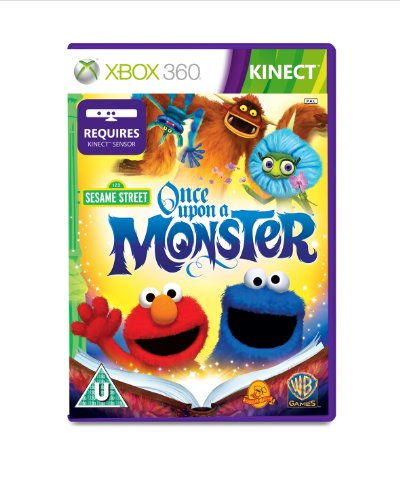 Sesame Street: Once Upon a Monster  [Edizione: Regno Unito]