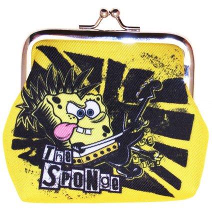 La spugna Sponge Bob Portafogli