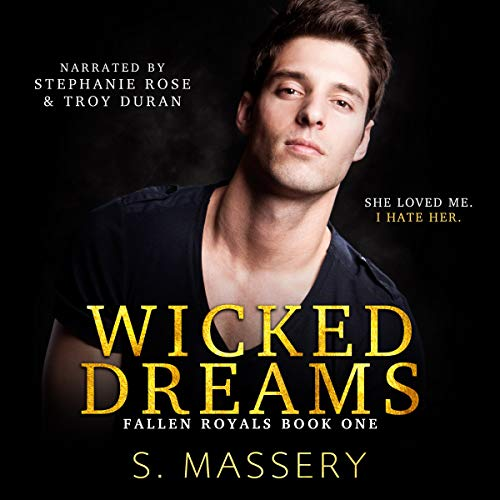 Wicked Dreams: A Dark High School Bully Romance Titelbild