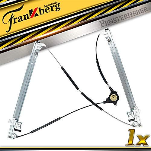 Fensterheber Ohne Motor Vorne Links für Viano Vito Bus Vito/Mixto Kasten W639 2003-2010 6397200446