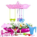 Fairy Garden Kit for Kids with Fairies - Indoor and Outdoor Fairy Garden Kits for Girls - DIY Fairy Light Garden - Grow and Play Fairy Toys for Girls 3-8 Years Old - Kids Gardening Set with Seeds